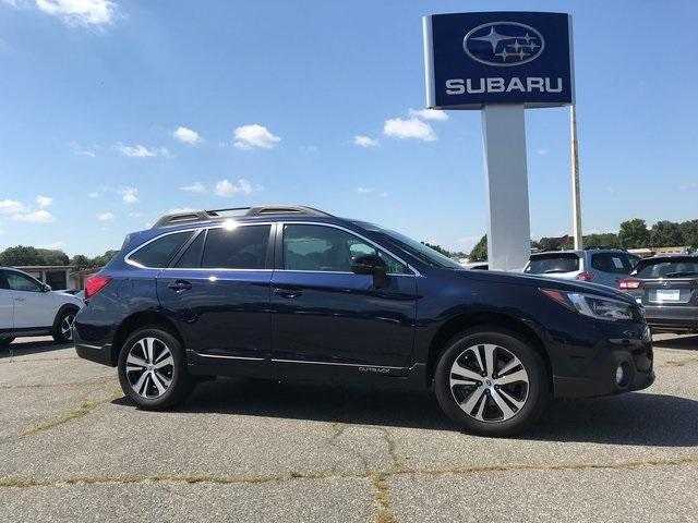 2018 Subaru Outback LIMITED Sport Utility  NC