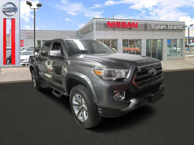 2016 Toyota Tacoma Limited [1]