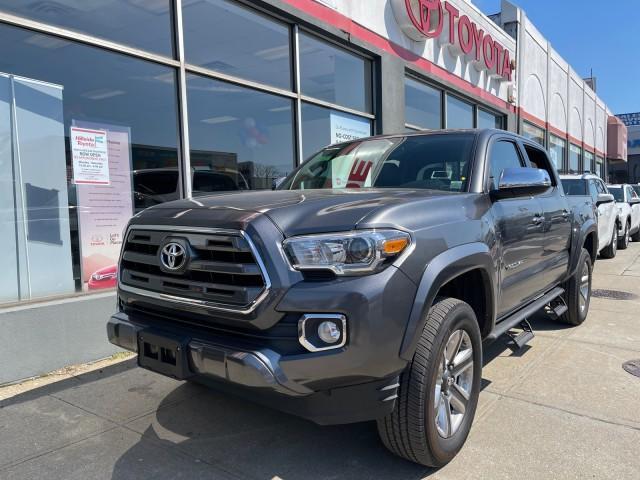 2016 Toyota Tacoma Limited [6]