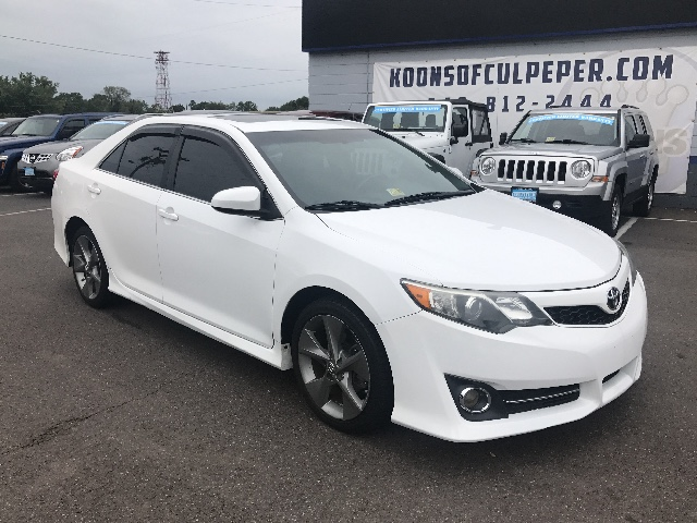 2012 Toyota Camry XLE for sale in Culpeper, VA
