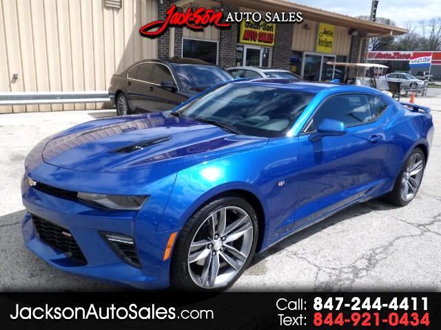 2016 Chevrolet Camaro SS for sale in Waukegan, IL