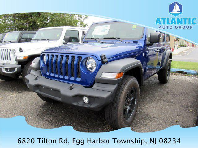 2018 Jeep Wrangler Unlimited Sport for sale in Pleasantville, NJ