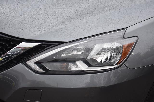 2017 Nissan Sentra S 8
