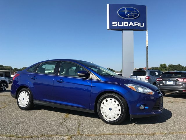 2012 Ford Focus SE 4dr Car Greensboro NC