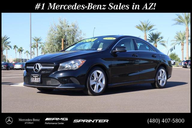2018 Mercedes-Benz CLA CLA 250 for sale in Gilbert, AZ