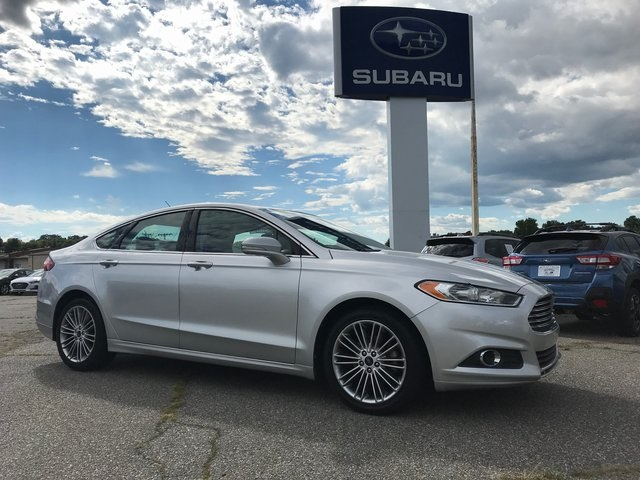 2013 Ford Fusion SE 4dr Car Greensboro NC