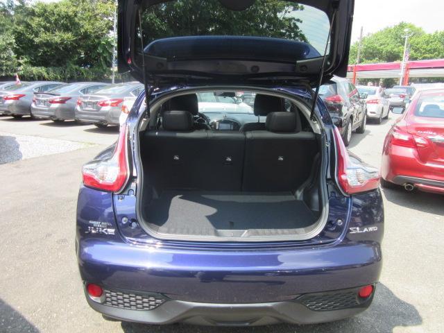 2015 Nissan JUKE SL 3