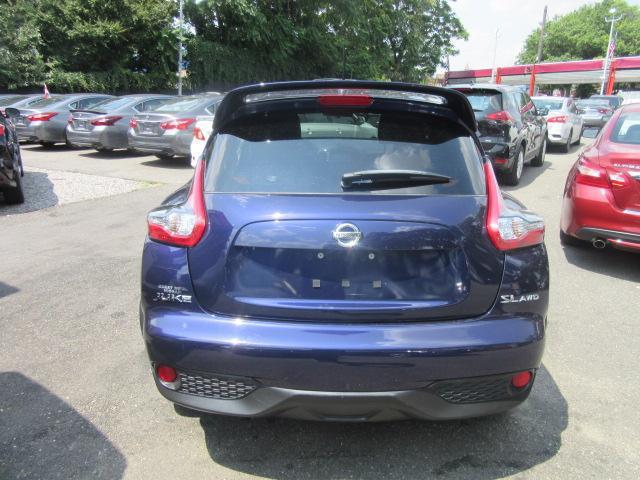 2015 Nissan JUKE SL 4