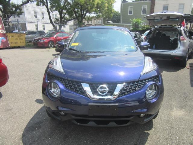 2015 Nissan JUKE SL 5