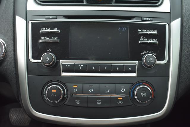 2018 Nissan Altima 2.5 SR 18