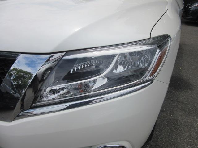 2015 Nissan Pathfinder Platinum 6