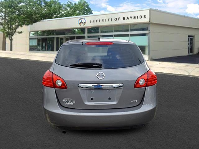 2015 Nissan Rogue Select S 2