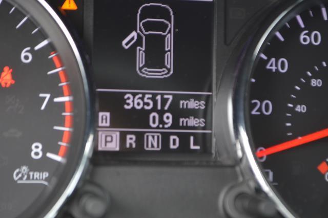 2015 Nissan Rogue Select S 10