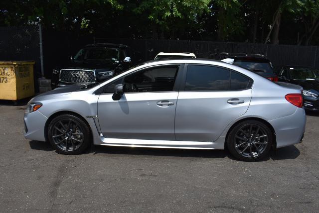 2018 Subaru WRX Limited 4