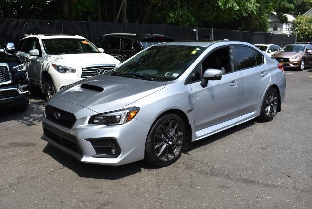 2018 Subaru WRX Limited 5