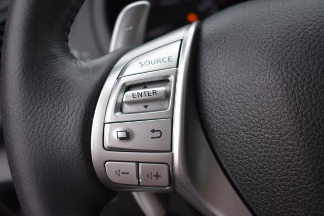 2018 Nissan Altima 2.5 SR 22