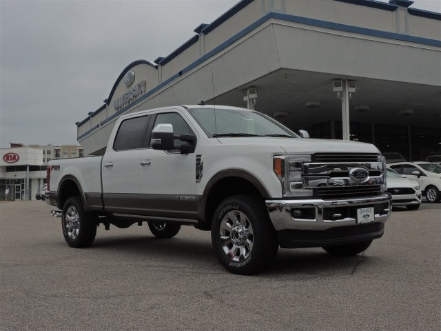 2019 Ford F-250SD KING RANCH Crew Pickup Chapel Hill NC