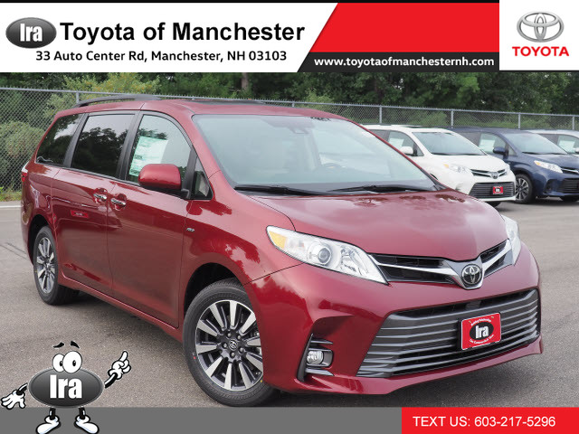 2019 Toyota Sienna XLE for sale in Manchester, NH