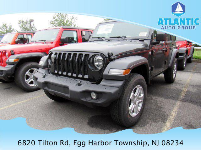 2018 Jeep Wrangler Unlimited Sport S for sale in Pleasantville, NJ