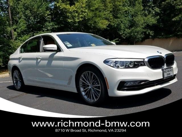 2017 BMW 5 Series 530i for sale in Richmond, VA