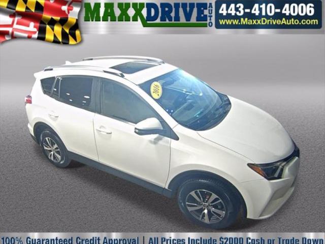 2016 Toyota RAV4 XLE for sale in Glen Burnie, MD