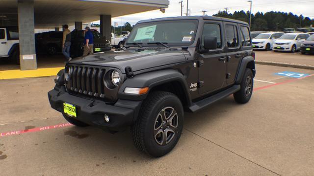 2018 Jeep Wrangler Unlimited: Aluminum Panels, Hybrid Version, Price And More >> 2018 Jeep Wrangler Unlimited For Sale In Tyler Tx