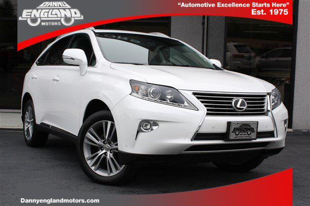 2015 Lexus RX 350 FWD 4dr for sale in New Tazwell, TN