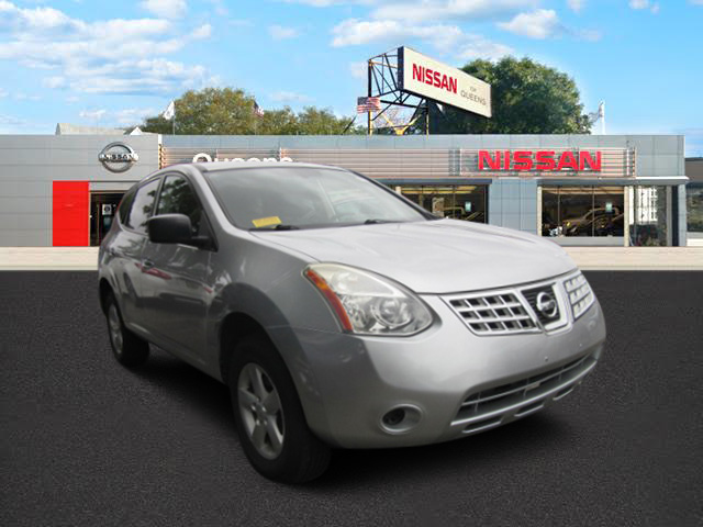 Used 2010 Nissan Rogue S 4WD Sport Utility Vehicles