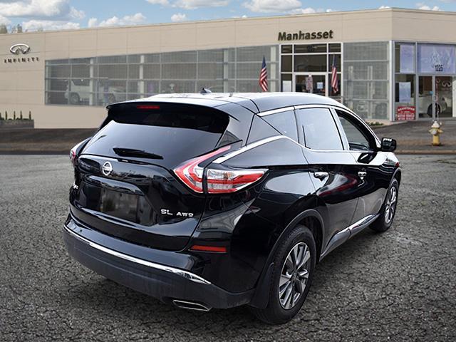 2015 Nissan Murano SL 0