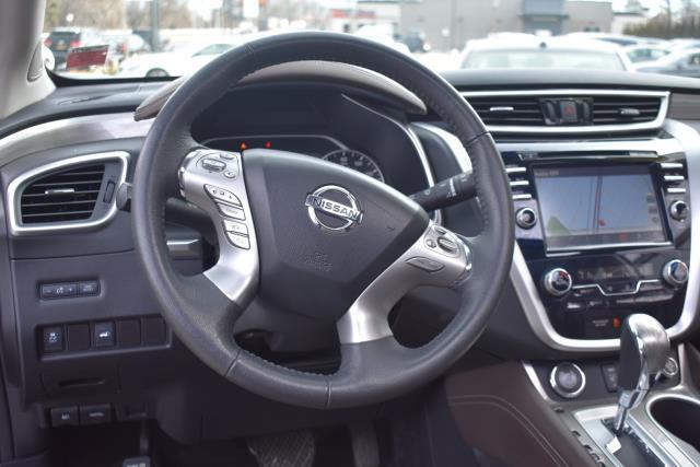 2015 Nissan Murano SL 9