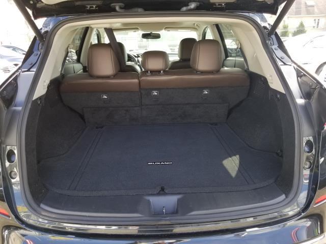 2015 Nissan Murano SL 7