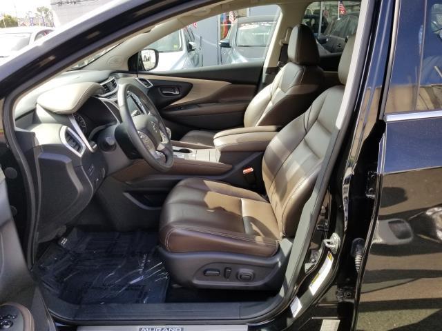 2015 Nissan Murano SL 8