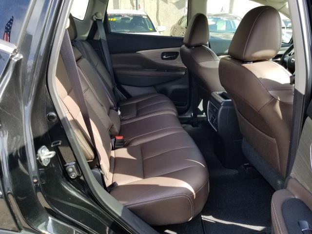 2015 Nissan Murano SL 13