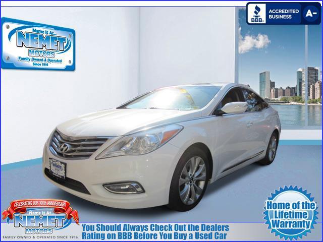 Hyundai Warranty Check >> 2012 Hyundai Azera For Sale In Queens Long Island Ny