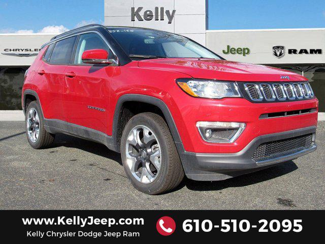 2018 Jeep Compass LIMITED Sport Utility Emmaus PA