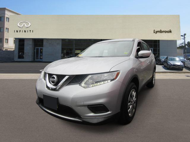 2015 Nissan Rogue S 0