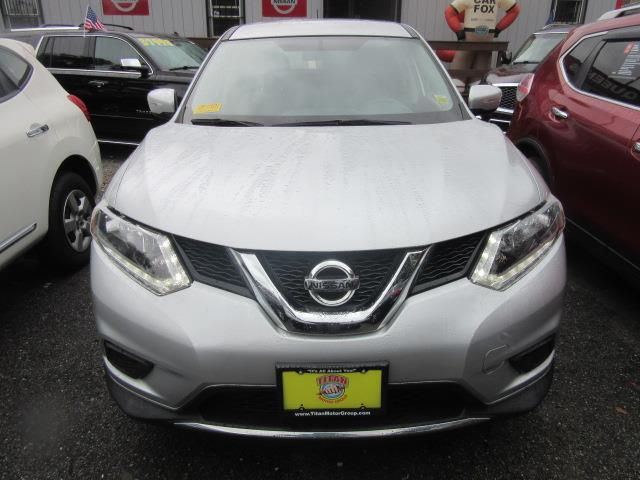2015 Nissan Rogue S 5