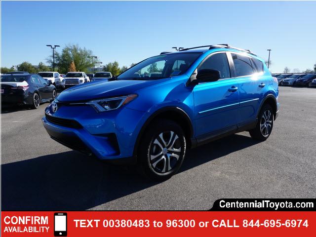 2016 Toyota RAV4 LE Sport Utility Las Vegas NV