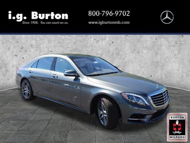 2017 Mercedes-Benz S-Class S 550 for sale in Seaford, DE
