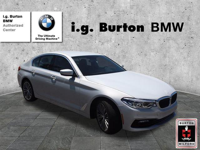 2017 BMW 5 Series 540i xDrive for sale in Seaford, DE