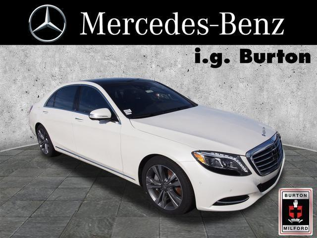 2015 Mercedes-Benz S-Class S 550 for sale in Seaford, DE