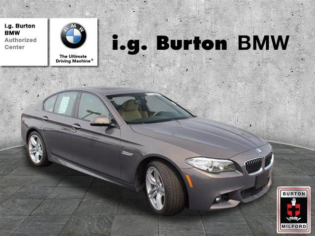 2014 BMW 5 Series 535d xDrive for sale in Seaford, DE