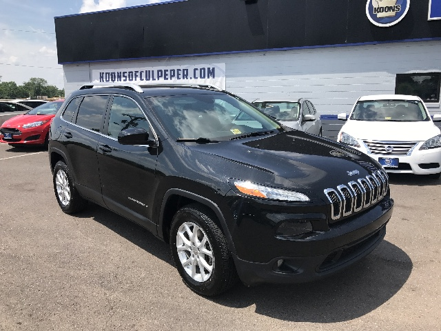 2015 Jeep Cherokee Latitude for sale in Culpeper, VA