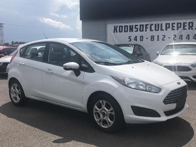 2015 Ford Fiesta SE for sale in Culpeper, VA