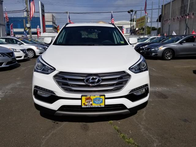 2017 Hyundai Santa Fe Sport 2.4L 6