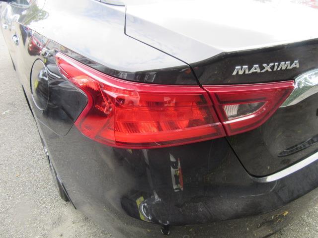 2016 Nissan Maxima 3.5 Platinum 9