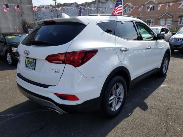 2017 Hyundai Santa Fe Sport 2.4L 3