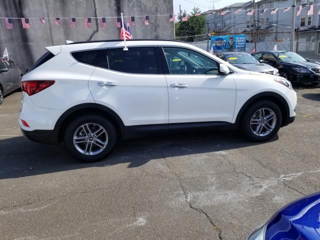 2017 Hyundai Santa Fe Sport 2.4L 4