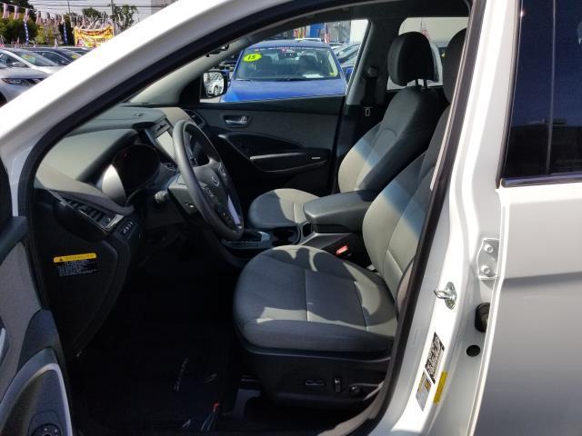 2017 Hyundai Santa Fe Sport 2.4L 8