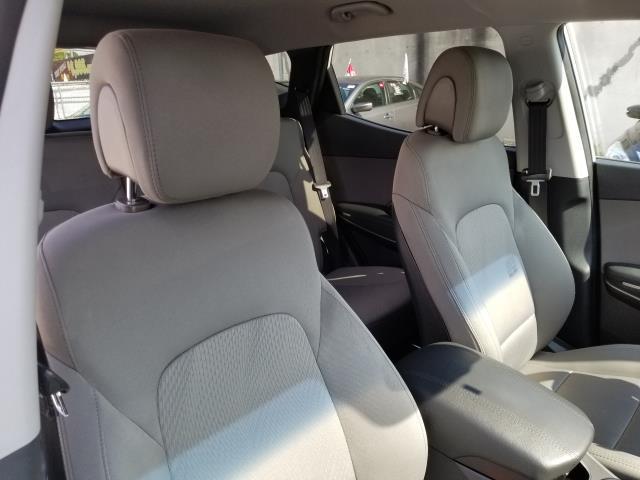 2017 Hyundai Santa Fe Sport 2.4L 14